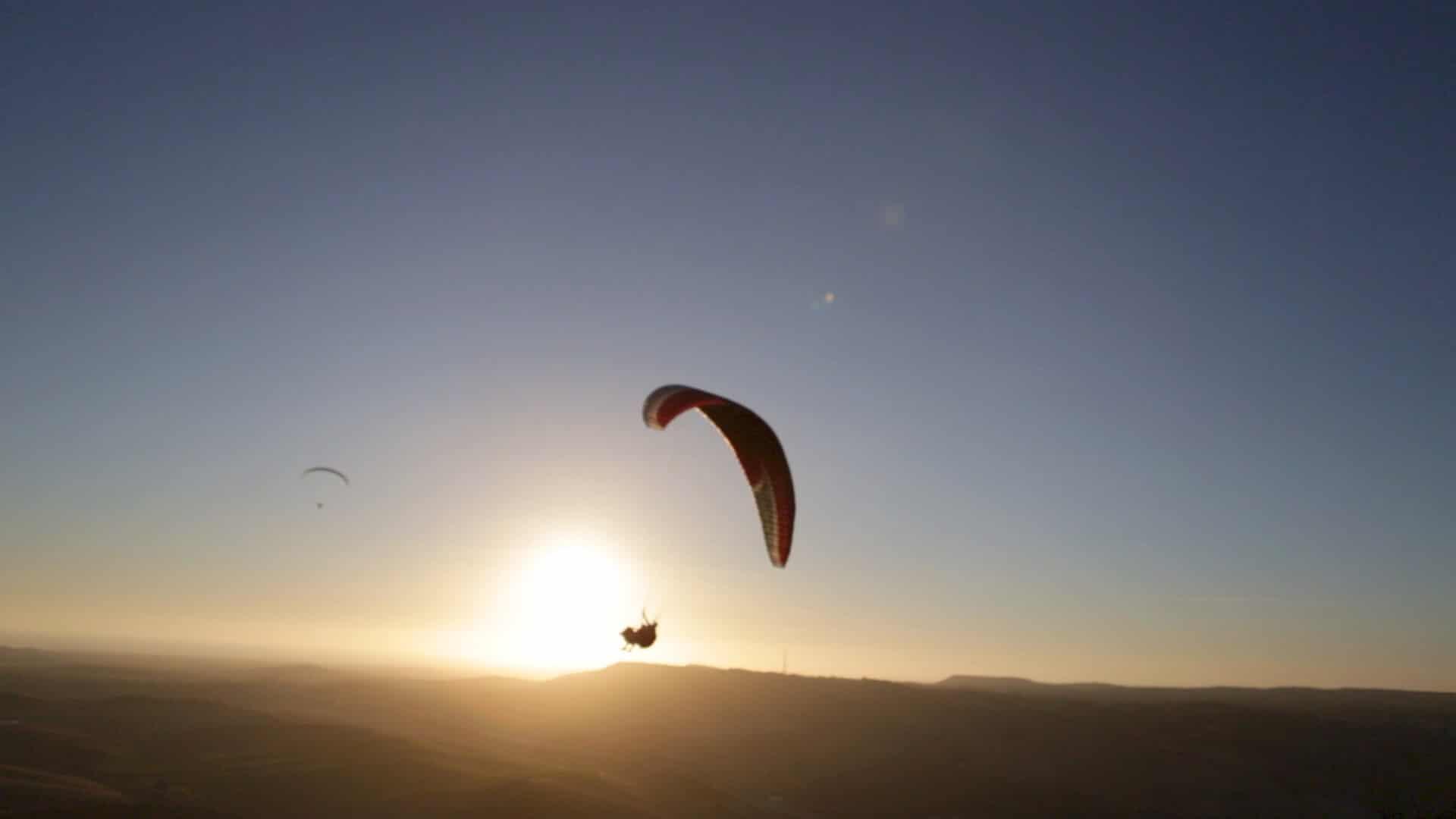 Vuelo en parapente | Parapente Cadiz | Parapente Vejer